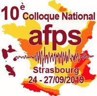 Dixième colloque national de l'AFPS