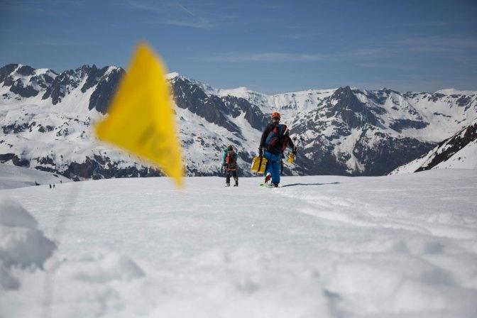 Le murmure du glacier : 100 capteurs sur le glacier d'Argentière
