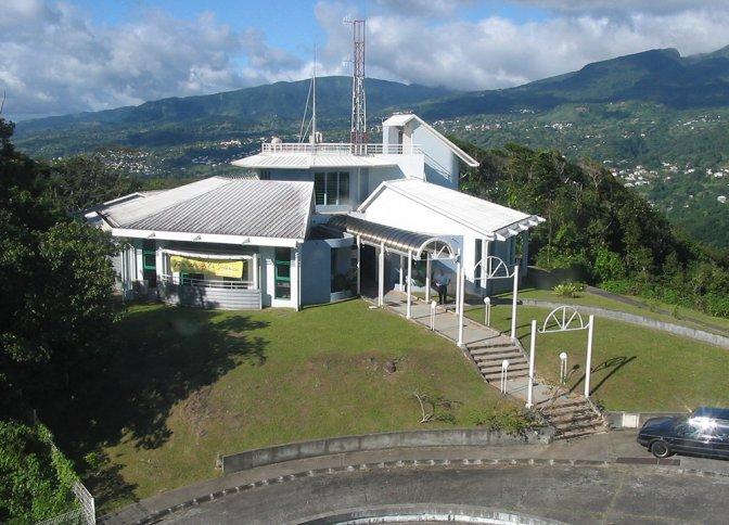 Nouvelles formations par le Groupe d'Intervention Macrosismique des Antilles