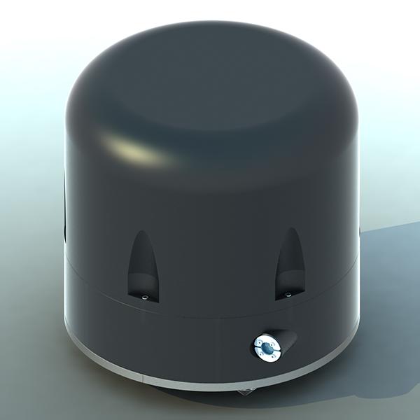 Tank : dispositif permettant d'isoler en pression et température plusieurs modèles de capteurs large-bande
