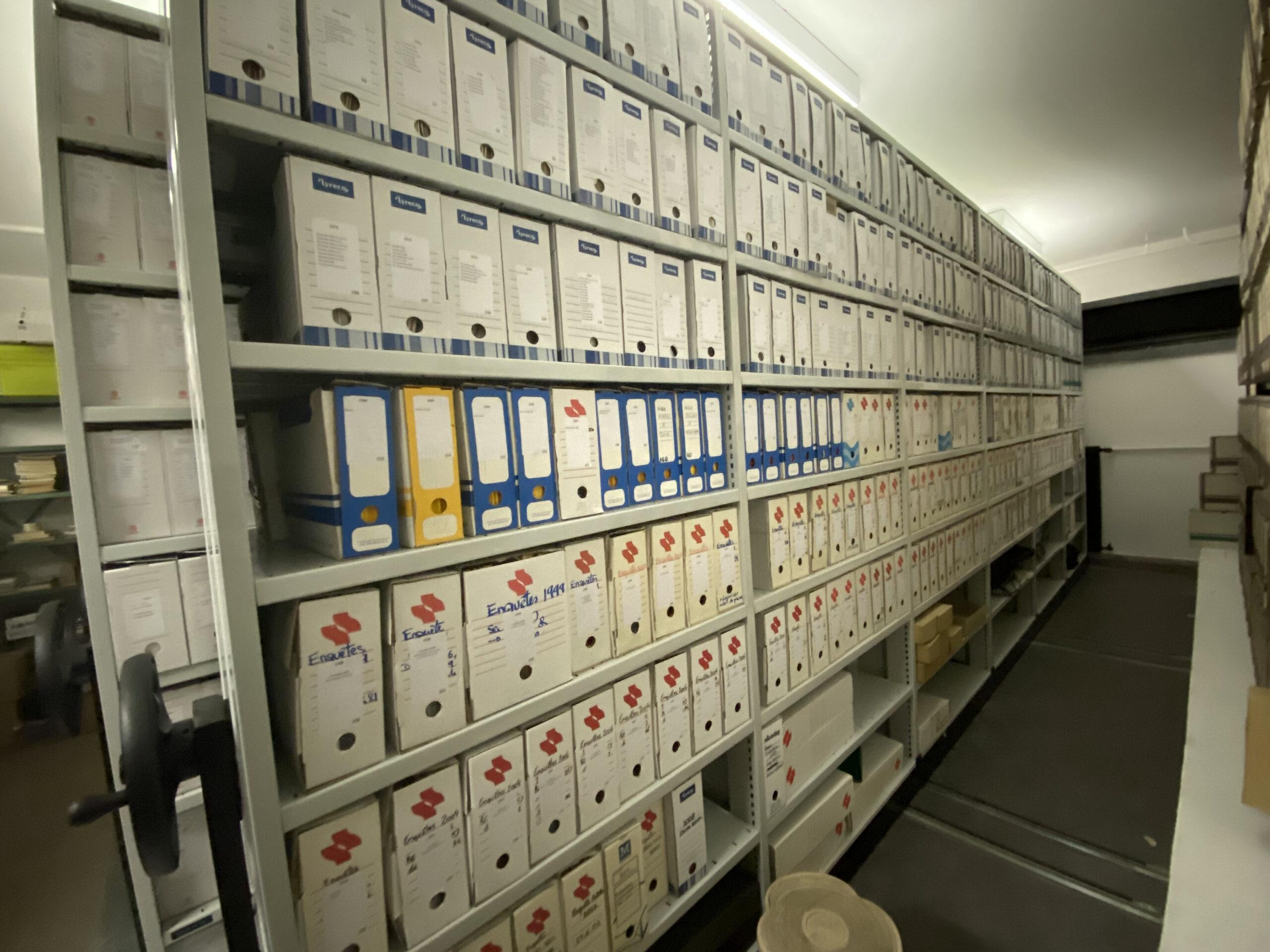 Archives des formulaires macrosismiques du BCSF