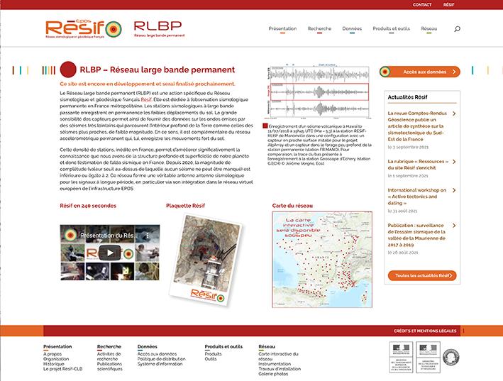 The new Permanent Broadband Network website is online