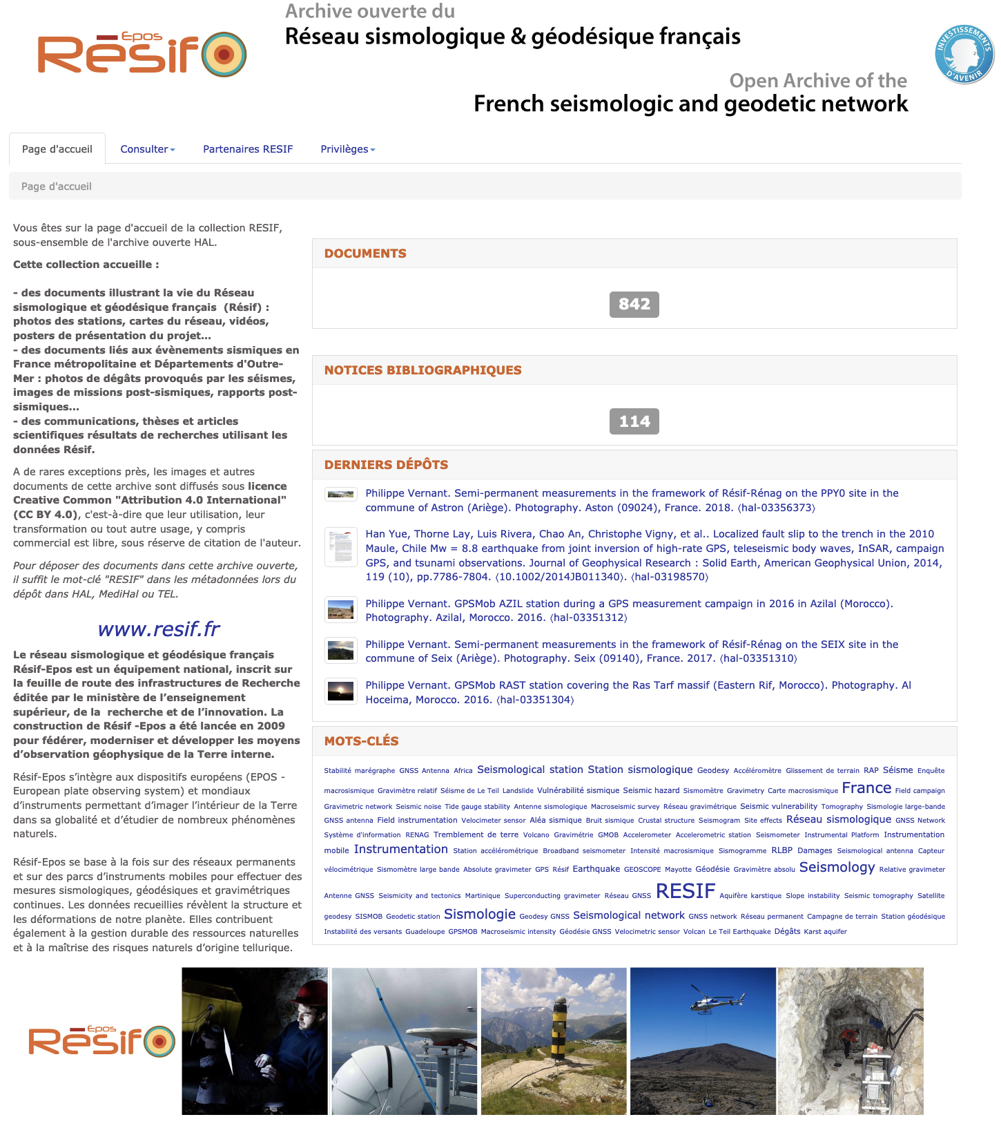 Page-accueil-Hal-Resif